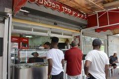 Centro de ciudad de Sederot, Israel, #6 Imagen de archivo libre de regalías