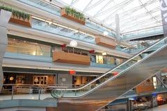 Centro de compra Imagem de Stock Royalty Free