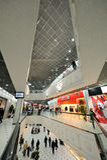 Centro de compra Imagens de Stock Royalty Free