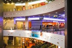 Centro de compra (alameda) Foto de Stock Royalty Free
