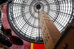 Centro de compra central de Melbourne Fotografia de Stock