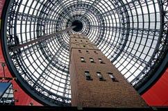 Centro de compra central de Melbourne Imagens de Stock