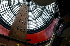 Centro de compra central de Melbourne Fotos de Stock Royalty Free