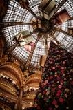 Centro de compra de Paris fotos de stock