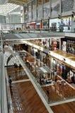 Centro de compra, Singapore imagens de stock