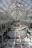 Centro de compra verde do centro de Stephen Fotos de Stock Royalty Free