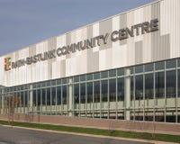 Centro de comunidad de Rath-Eastlink Imágenes de archivo libres de regalías