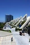 Centro de conferencias de San Diego Imagenes de archivo