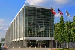 Centro de congreso del mundo de Georgia Imágenes de archivo libres de regalías