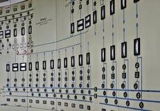 Centro de control stock de ilustración