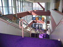 Centro de convenção Imagens de Stock Royalty Free