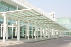 Centro de convenção imagem de stock
