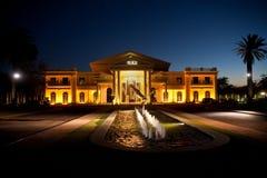 Centro de convenção Botswana Imagens de Stock Royalty Free