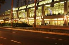 Centro de convenção de San Diego imagens de stock royalty free
