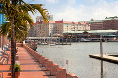Centro de convenção de Tampa imagens de stock