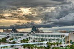 Centro de convenção do Condado de Orange Foto de Stock
