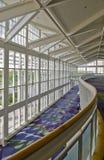 Centro de convención foto de archivo