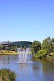 Centro de convención de Adelaide, Australia Imágenes de archivo libres de regalías