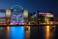 Centro de convención de Dublín fotos de archivo