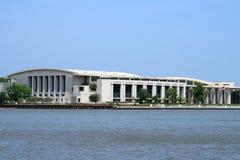 Centro de convención de Georgia de la sabana fotografía de archivo
