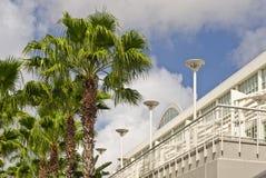 Centro de convención de Orlando imágenes de archivo libres de regalías