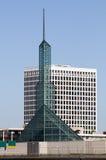 Centro de convención de Portland Fotos de archivo libres de regalías