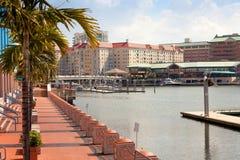 Centro de convención de Tampa imagenes de archivo