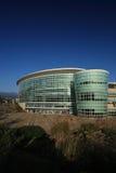 Centro de convención, isla volcánica de Jeju Foto de archivo libre de regalías