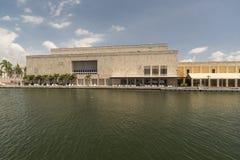 """Centro De Convenciones Cartagena De Indias """"Julio Cesar Turbay Ayala « obrazy royalty free"""