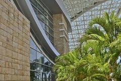 Centro de convenciones, San Juan, Porto Rico Immagine Stock Libera da Diritti