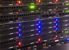 Centro de dados Foto de Stock Royalty Free