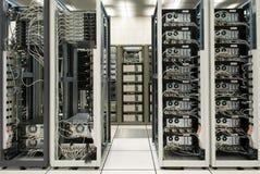 Centro de dados Imagens de Stock Royalty Free