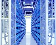 Centro de datos Foto de archivo libre de regalías