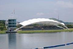 Centro de deporte de agua Fotos de archivo libres de regalías