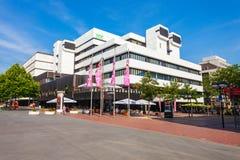 Centro de diagnóstico del edificio del doc., Dortmund imagen de archivo
