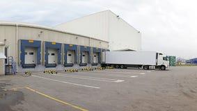 Centro de distribuição Imagem de Stock