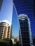 Centro de Dubai Imagem de Stock