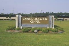Centro de educación de la carrera Imagen de archivo