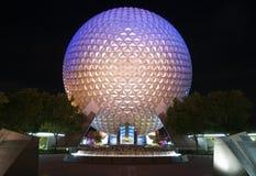 Centro de Epcot de Disney Fotografía de archivo libre de regalías