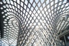Centro de esportes da baía de Shenzhen que constrói a paisagem interior Foto de Stock