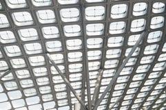 Centro de esportes da baía de Shenzhen que constrói a paisagem interior Fotos de Stock Royalty Free