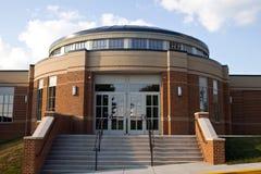 Centro de estudiante - universidad fotografía de archivo libre de regalías