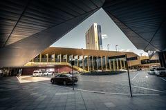 Centro de exposición del convenio de Melbourne fotos de archivo
