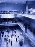 Centro de exposición grande imagenes de archivo