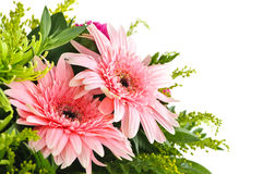 Centro de flores Foto de archivo