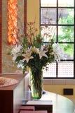 Centro de flores Imagenes de archivo