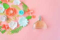 centro de flores Flores, fragancia, perfume foto de archivo libre de regalías