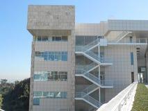 Centro de Getty en LA Fotografía de archivo