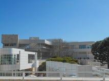 Centro de Getty en LA Imágenes de archivo libres de regalías