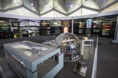 Centro de Informação de Itaorna - πυρηνικές εγκαταστάσεις Angra Στοκ Εικόνα